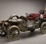 1907 Thomas Flyer 35 New York to Paris Racer