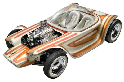1961 Roth Beatnik Bandit Custom Hot Rod